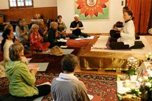 Harmonious Weekend Retreat at Swiss Center