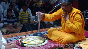Guru Puja and Prarthana – Puja for the Masters and Prayer