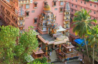 Amma's Ashram at Amritapuri, Kerala, India