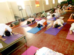 Amrita Yoga Daily Classes for Women at Amritapuri, India