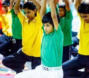 Yogasana for Children: The Sooner, The Better