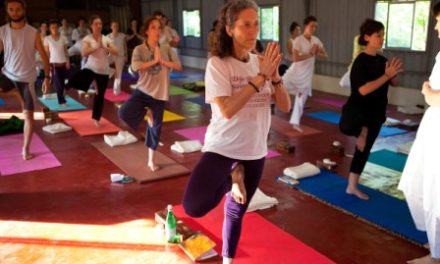 What a Difference is Amrita Yoga Beginners Retreat at Amritapuri