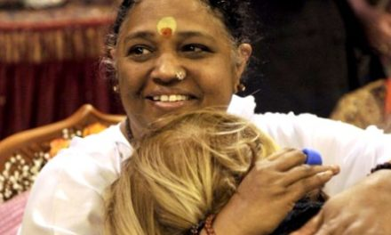 Amma's Darshan: An Experience of a Lifetime