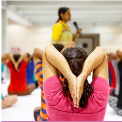 Yoga and Vedanta Retreat