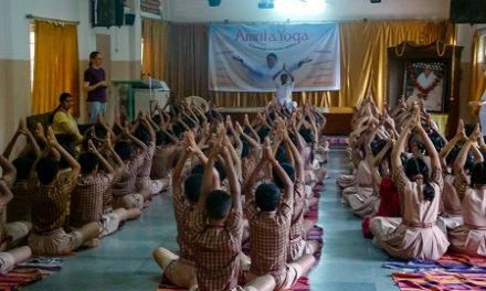 Amrita Yoga Kids Retreat, ages 12-15