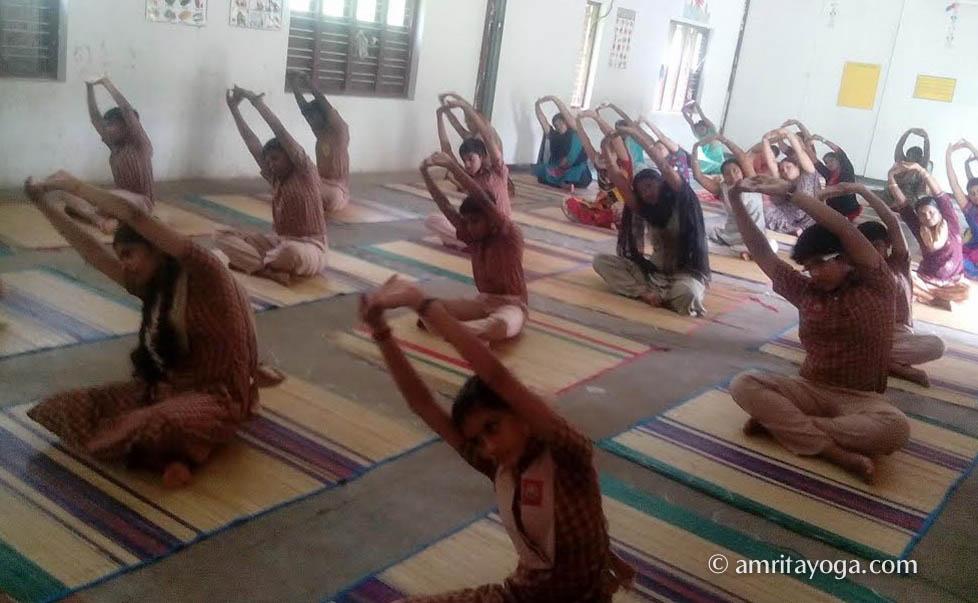 Amrita Vidyalayam-Cheruthuruthy-Kerala