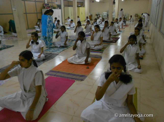 Amrita Vidyalayam-Secunderabad-Telangana