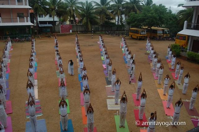 Amrita Vidyalayam-Davangere-Karnataka