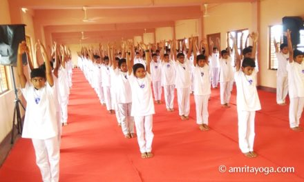 The 3rd International Day of Yoga