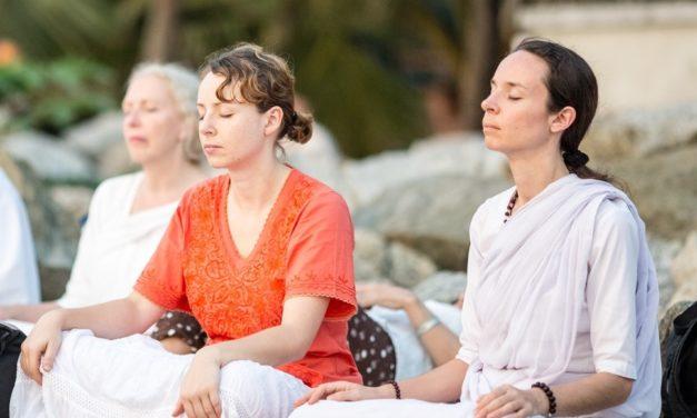 Amrita Yoga for Women at Amritapuri, India
