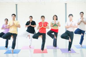 IDY2017 amrita yoga group pic