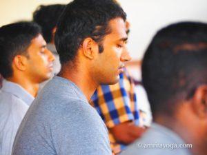Amrita Yoga meditation practice