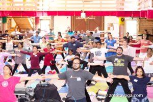 Amrita Yoga San Ramon Devotees and General Public
