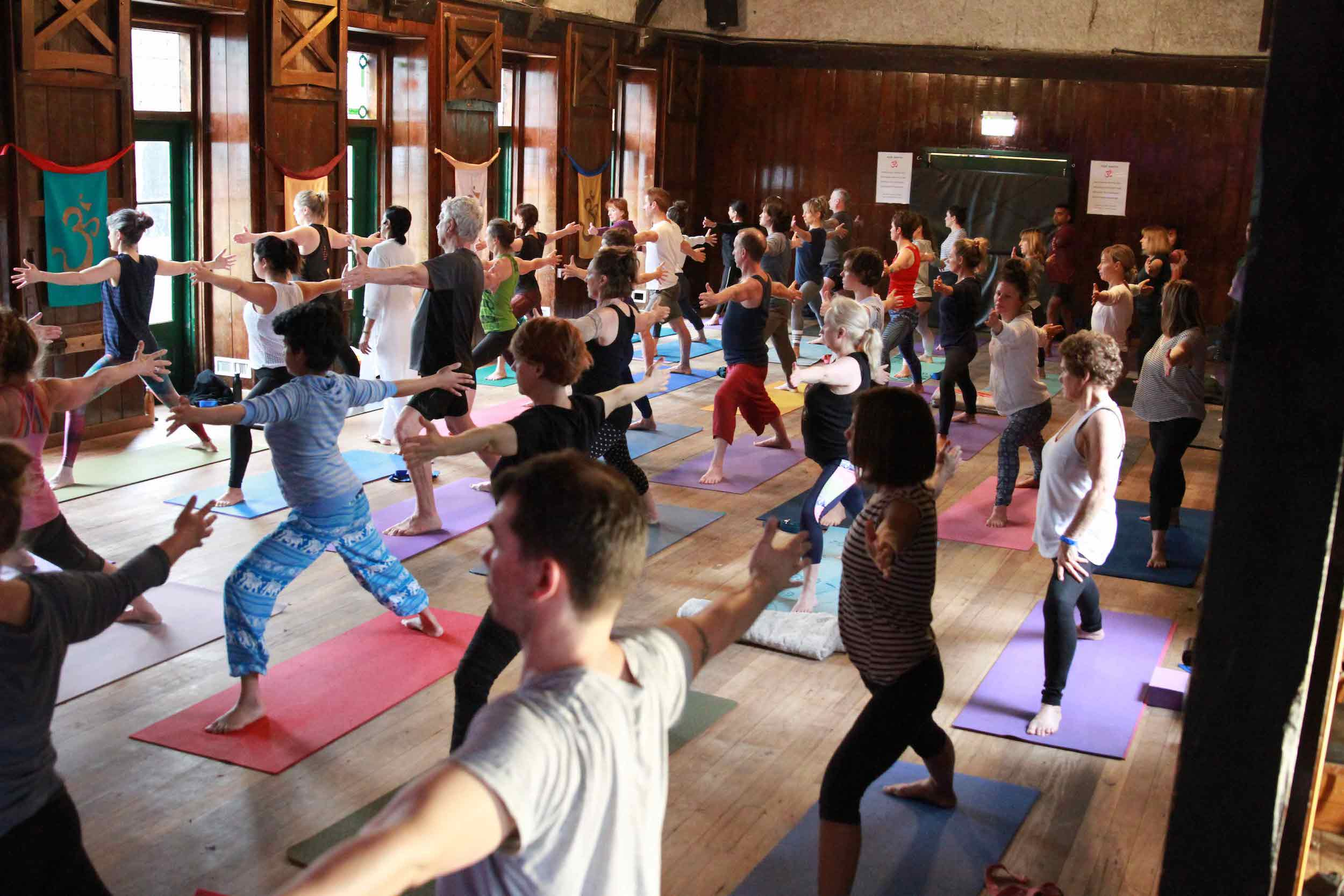 A Retreat Like No Other – Yoga Fest Somers