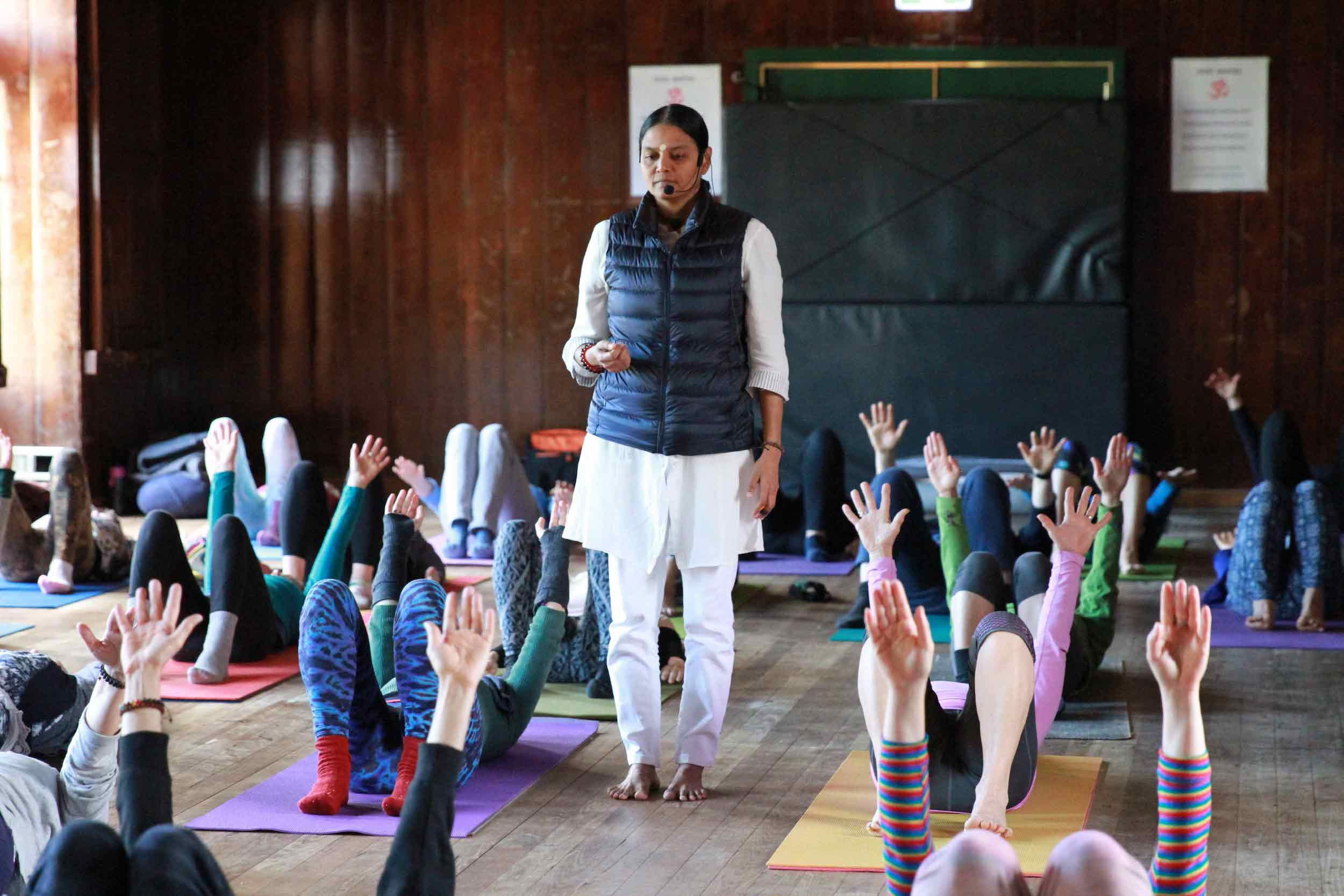 Yogafest Retreat in Somers – When and how did it all start?