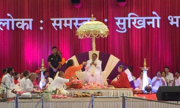 Amma's Birthday; A Celebration of Divine Love