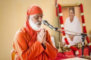 swami amritageetananda for amrita yoga