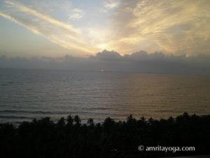 vastness of the ocean pic for Shivarathri