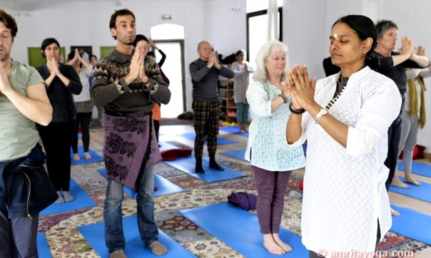 Amrita Yoga at Various International Yoga Conferences