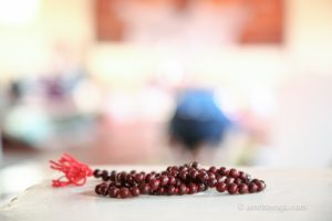 wood mala beads prayer