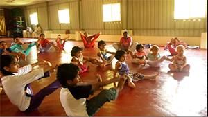 Amrita Yoga for Tiny Tots
