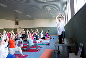 Amrita Yoga Summer Festival in Germany