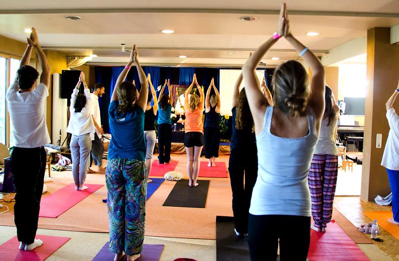Amrita Yoga – Awareness in Action