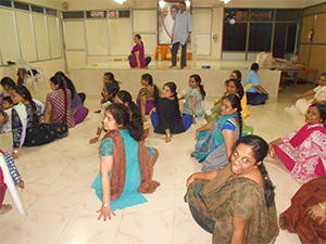 Diksha Initiation – Workshop for Teachers at Amrita Vidyalayams: Mangalore, Secunderabad and Amdavad