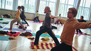 Amrita Yoga introduced in Helsinki, Finland on 24th and 25th Oct, 2014