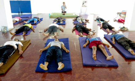 Amrita Yoga in Africa – uniting people in their quest for peace and harmony