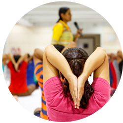 Yoga and Vedanta Retreat