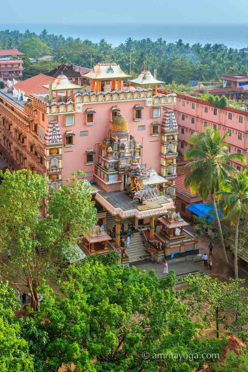 Where Amma Is, There Amritapuri Is