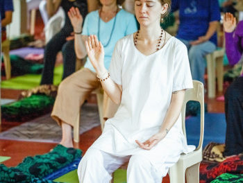 Shiva Shakti Therapeutic Yoga Sadhana Retreat at Amritapuri – September, 2015