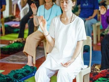 Shiva Shakti Therapeutic Yoga Sadhana Retreat at Amritapuri – September, 2015