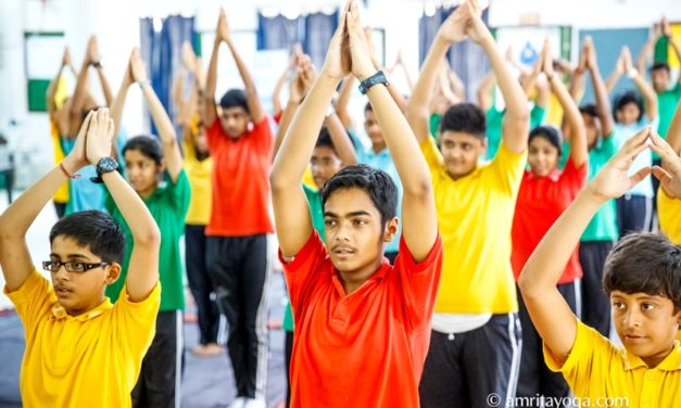 IDY 2018 – A Celebration of Authentic Yoga