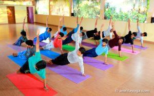 side plank pose ashtanga yoga