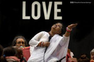 Amma singing Love