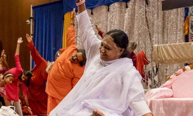 Amma's Message for IDY 2019: Yoga Promotes Love and Solidarity in the World