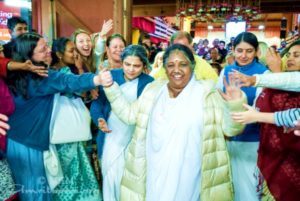 Amma at San Ramon MA Center