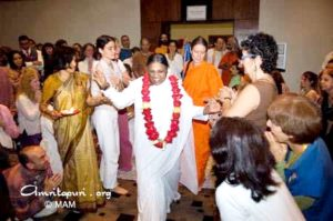 Amma in south america