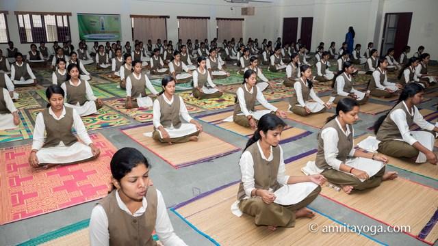 Amrita School of Ayurveda - Amritapuri