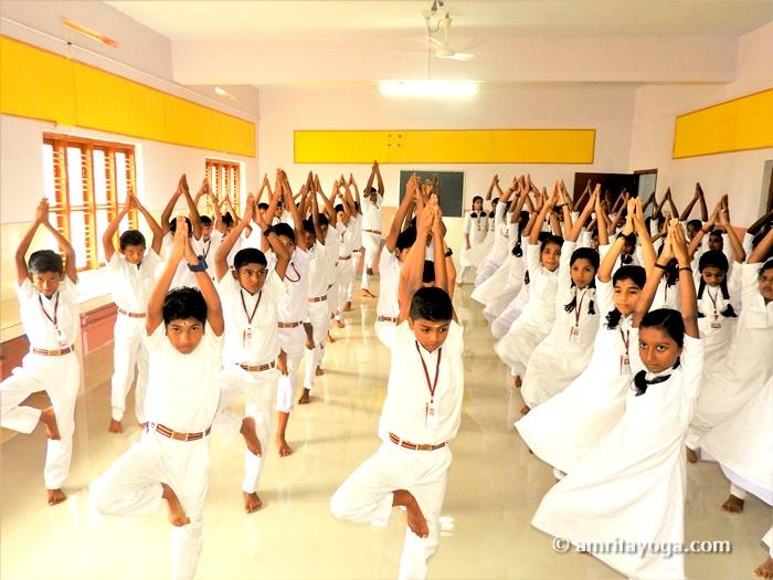Amrita Vidyalayam-Changanassery-Kerala