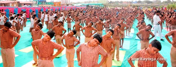 Amrita Vidyalayam-Chennai-Tamil Nadu