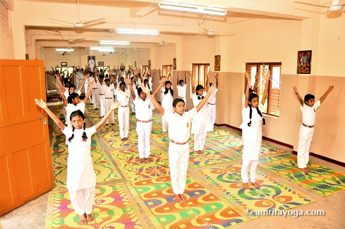Amrita Vidyalayam-Kollam-Kerala
