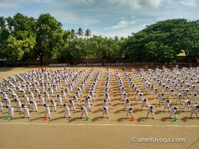 Amrita Vidyalayam - Nallampalayam, Tamil Nadu