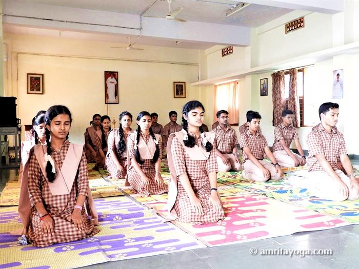 Amrita Vidyalayam-Perumbavoor-Kerala