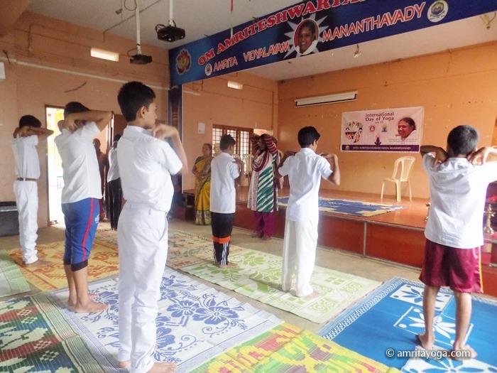 Amrita Vidyalayam-Mananthavady-Kerala