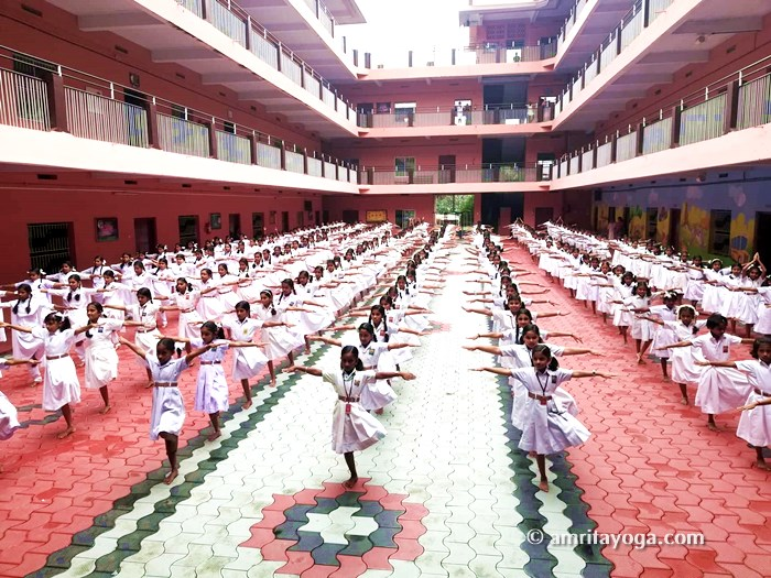 Amrita Vidyalayam-Tiruvalla-Kerala