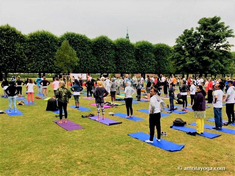Amrita Yoga-Copenhagen-Denmark