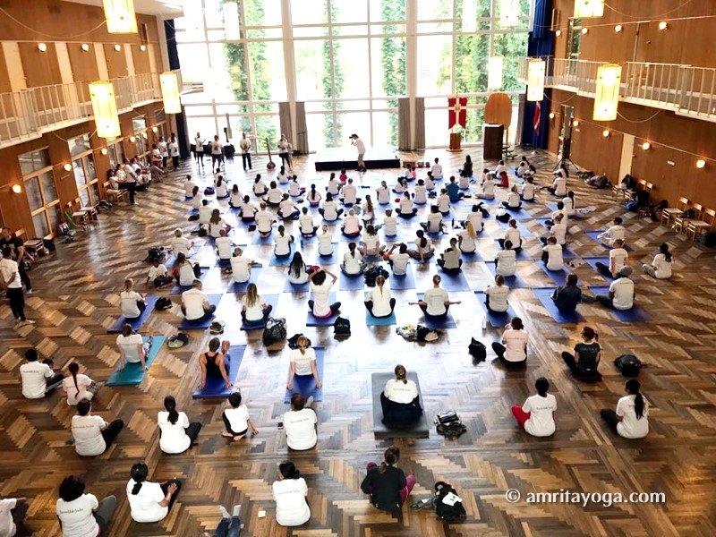 Amrita Yoga-Vejle-Denmark